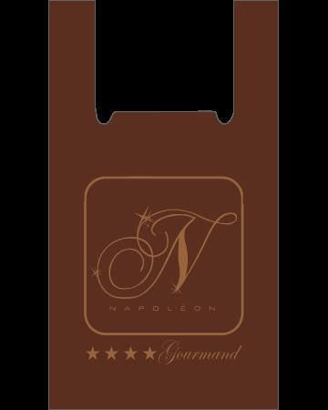 Любые тиражи пакетов с логотипом